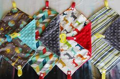 Organic Paci-Patch | Organic Cotton and Minky Baby Blanket | Baby Blanket | Minky Blanket | Pacifier Holder | Pacifier Clip Blanket by PaciCatchers on Etsy https://www.etsy.com/listing/274290200/organic-paci-patch-organic-cotton-and