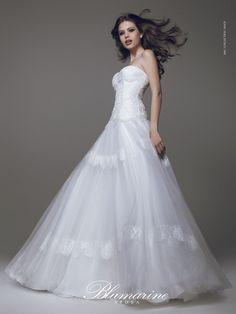 Eterea raffinatezza Blumarine Sposa in esclusiva da Bonini Alta Moda