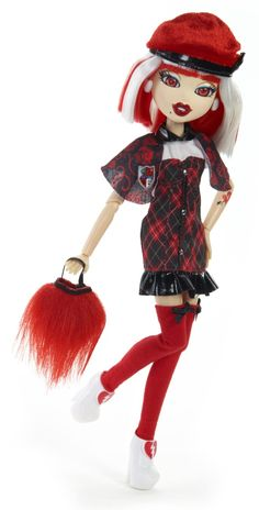 AmazonSmile: Bratzillaz Back to Magic Doll - Jade J'Adore: Toys & Games