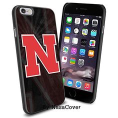 (Available for iPhone 4,4s,5,5s,6,6Plus) NCAA University sport Nebraska Cornhuskers , Cool iPhone 4 5 or 6 Smartphone Case Cover Collector iPhone TPU Rubber Case Black [By Lucky9Cover] Lucky9Cover http://www.amazon.com/dp/B0173BO05E/ref=cm_sw_r_pi_dp_jZtnwb1P9T0N1