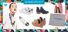 Primavera Verano 2017: 10 complementos que no pueden faltar en tu closet | Mosca tu lugar de Moda