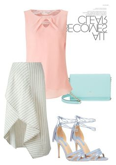 """pastel"" by masayuki4499 on Polyvore featuring Kate Spade, Jacques Vert, 3.1 Phillip Lim and Dorothy Perkins"