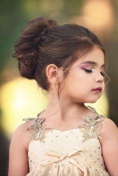 Girls Hairstyles Beauteous 14 Adorable Flower Girl Hairstyles  Pinterest  Girl Hairstyles