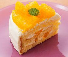 タカナシ乳業の自慢、北海道純生クリームと、北海道マスカルポーネを使った、オレンジのショートケーキ!マスカルポーネチーズのコクがオレンジの爽やかさを引き立てます♪もうちょっと、夏の余韻を楽しんでみては? - 149件のもぐもぐ - オレンジのショートケーキ by タカナシ乳業