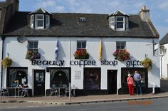 Beauly Coffee shop