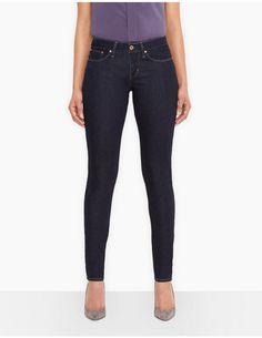 Bold Curve Skinny Jeans.