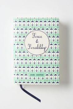 Sense and Sensibility- Jane Austen. Mr Boddington's for Penguin Classics
