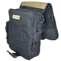 Tactical iPad Messenger Bag .