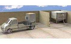 Distribución de #biomasa en furgoneta o pequeño camión