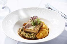 Hearty yet heavenly #DevonshireArms #DevonshireLife #food #foodie #lunch #localproduce #Yorkshire #YorkshireDales #BoltonAbbey #hotel #brasserie #travel #pork #mash