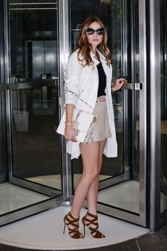 5 Style Lessons With Olivia Palermo #Refinery29 SHOP THIS ENTIRE LOOK on http://www.oliviapalermo.com/shop-the-refinery29-photo-shoot/