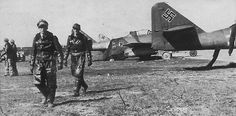 German Me 262a