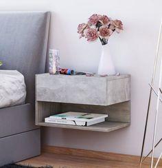 *Werbung* VCM Wand - Nachttisch Dormal - Nachttisch Dormal Mit dem VCM Nachttisch Dormal herrscht auch im Schlafzimmer immer Ordnung und Sie haben am Bett alles griffbereit, was Sie zum Entspannen brauchen. Das VCM Möbel Dormal in Holzstruktur-Nachbildung ist die moderne Ablage als Blickfang an der Wand. Eine beliebige Erweiterung kann jederzeit vorgenommen werden. Das Möbelstück kann mit Hilfe der beiliegenden Montageanleitung schnell und einfach zusammengebaut werden. Highlights