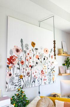 Diy Canvas Art, Diy Wall Art, Diy Wall Decor, Large Wall Art, Home Decor Wall Art, Canvas Paintings, Wall Of Art, Large Wall Paintings, Large Wall Canvas