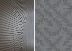 Leather Tiles | Genevieve Bennett