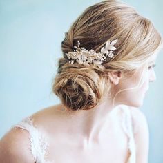 This beautiful headpiece is now available  at Village Bridal! Even if you have found the dress of your dreams  we offer accessory appointments. Book your appointment and bring your gown! We will help you find the perfect extra touch of sparkle for your wedding look  Headpiece by: @myracallan  #bridalaccessories #twigsandhoney #biriminghambride #alabamaweddings #villagebridal #bookyourappointment