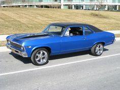 1968 Chevrolet Nova SS    Sweet