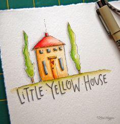 elvie studio: little yellow dreams {elvie-encore-post #5}