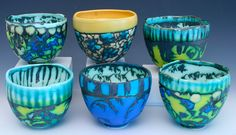 6 Bowls by George Pearlman | GeorgePearlman.com
