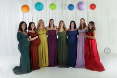 Photos: Rainbow pregnancies celebrated in honor of Pregnancy & Infant Loss Awareness Month