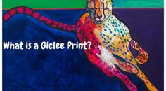 What makes a giclee print different from other artwork reproductions? For art lovers, contemporary giclee prints can be a smart way to begin a modern art collection. Learn more on our blog post.