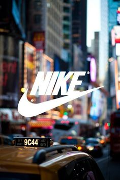 Nike wallpaper nyc New York City