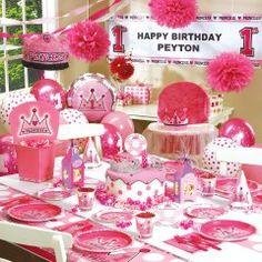 Lil' Princess 1st Birthday Ultimate Pack