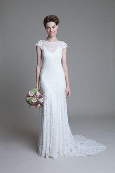 565484378e Summer Dreams — Halfpenny London. Drop Waist Wedding DressElegant ...