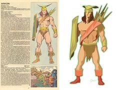 The Official Handbook to the Marvel Universe - REDUX Edition: Diego Grosso