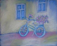 Сивко Любовь. Розовое лето на голубом велосипеде