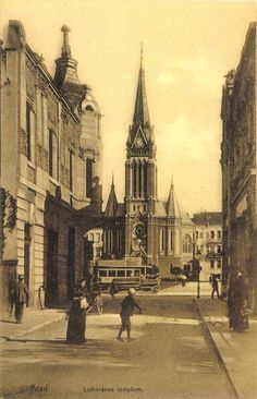 Arad, Romania Romania Facts, Volga Germans, Little Paris, Bucharest, Old Postcards, Junk Journal, Old Photos, Amen, Cities