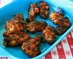 Grilled Cajun Wings with Alabama White Lightning BBQ Sauce - Wildflour's Cottage Kitchen Grilled Chicken Recipes, Steak Recipes, Grilling Recipes, Cajun Wings Recipe, Bbq Sauce Ingredients, Homemade Cheese Sauce, Wing Recipes, Have Time, Love Food