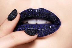 Beauty Test Lab: Caviar Nail Art