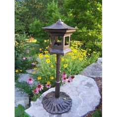 Oakland Living Lantern Bird House Antique Bronze *** Clicking on the image will lead you to find similar product