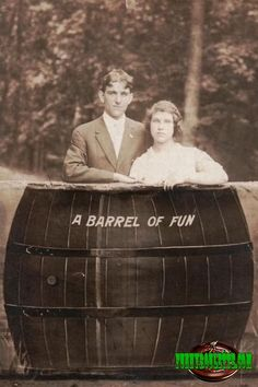 Will this make you laugh? Barrel of Fun
