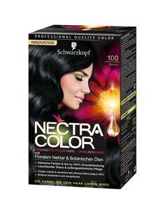 Schwarzkopf Nectra Color 100 Black