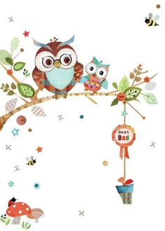 Leading Illustration & Publishing Agency based in London, New York & Marbella. Illustration Noel, Illustrations, Owl Crafts, Paper Crafts, Owl Quotes, Owl Classroom, Owl Cartoon, Owl Pictures, Owl Always Love You