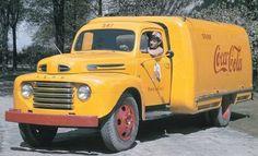 "1948-49 Ford ""Bonus Built Line"" - Hartoy Diecast Model"