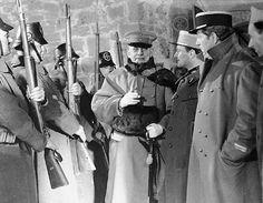 Le Grande Illusion Erich von Stroheim, Pierre Fresnay & Jean Gabin