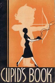 Retro Deco era Book Cover Design.