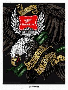 2014 Miller High Life & Harley-Davidson Promotion