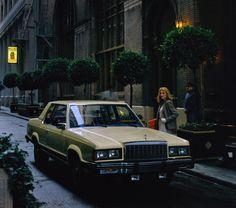 Ltd Fairmont Thunderbird 1981 Ford Broschüre: Mustang Granada Escort