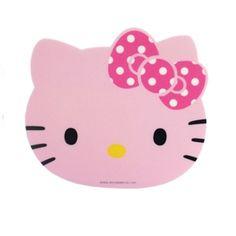 Hello Kitty Computer Mouse Pad Laptop Desktop Slim Anti-Slip Free Shipping Pink #HelloKitty