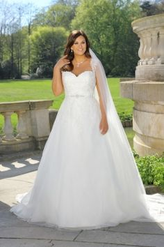 Looking for a plus size wedding dress  Ladybird Plussize collection offers  sexy and elegant plus size wedding dresses in various designs and colours f01f2aa6db8b