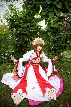 princess Sakura by ~LydiaCarlton on deviantART