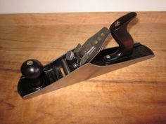 Vintage Stanley Gage Type 2 No.5 Corrugated Plane (1924-30) in Excellent Cond…