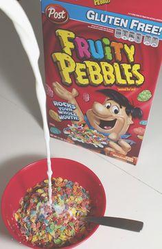 Fruity pebbles 😍😍😍