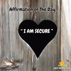 """Do repeat in the comments to join in  """"I AM SECURE'...    Jacs  Join Us For Social Network Marketing Strategies    Link in MY BIO   @jacshenderson  #socialnetworkmarketing"""