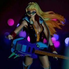 Rock the night away♪
