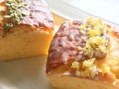 ウィークエンドシトロン(レモンケーキ)の画像